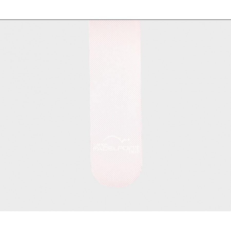 Protector PadelPoint Transparente Rugoso Logo Lateral Blanco - Barata Oferta Outlet