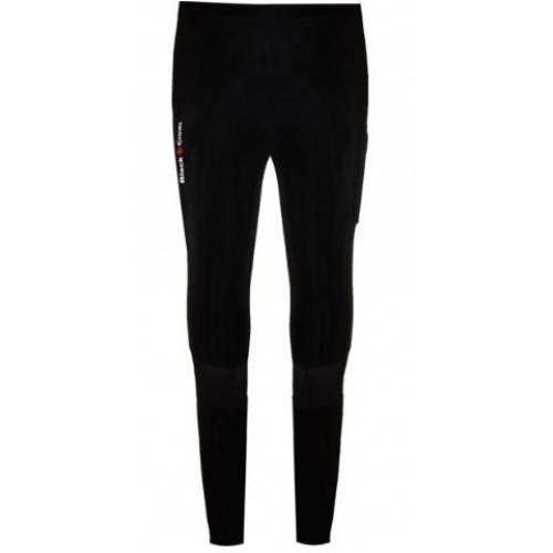 ROPA DE PADEL BLACK CROWN Pantalon Benares Negro - Barata Oferta Outlet
