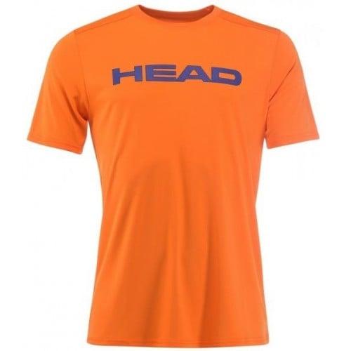 50079b40f -40% Vestuário de remo cabeça t-shirt básica Tech laranja - Barata Oferta  Outlet
