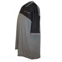 Ropa Padel BLACK CROWN Camiseta Boom Negro Gris - Barata Oferta Outlet