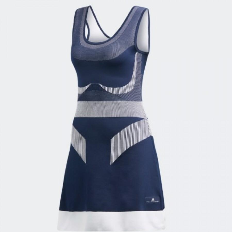 seleccione para auténtico muchos de moda 100% genuino Vestido Adidas Stella McCartney ClubHouse