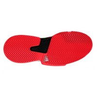 Zapatilla Adidas Solecourt Boost Negro Rojo - Barata Oferta Outlet