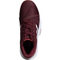 Zapatillas Adidas Court Jam Bounce Burdeos - Barata Oferta Outlet