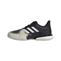 Zapatillas Adidas Sole Court Boost Negro - Barata Oferta Outlet