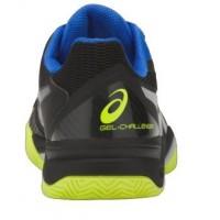 Zapatillas Asics Gel Challenger 12 Negro Plata - Barata Oferta Outlet