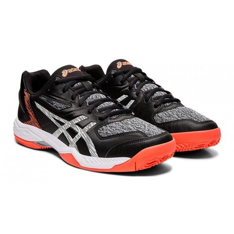 buscar autorización marca popular diferentemente Asics Gel-Padel exclusive 5 SG shoes black   Padelpoint