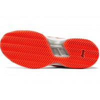 Zapatillas Asics Gel Padel Pro 3 Blanco Coral - Barata Oferta Outlet