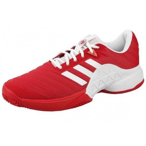los angeles 80daa 076c4 -30% Paddle shoes ADIDAS BARRICADE 2018 Clay Red - Barata Oferta Outlet
