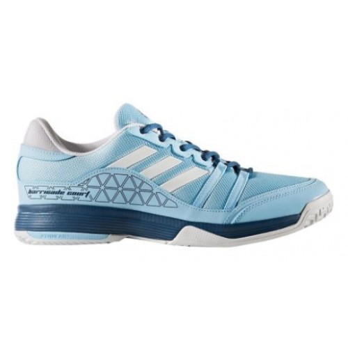 new products a746f a1bed -29% + Regalos Zapatillas de Padel ADIDAS BARRICADE COURT BLUE - Barata  Oferta Outlet