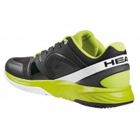 Zapatillas Head NITRO TEAM RAVEN LIME - Barata Oferta Outlet