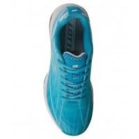 Zapatillas Lotto Mirage 300 Clay Azul Claro Blanco - Barata Oferta Outlet